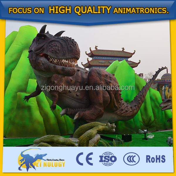 Cetnology High Simulation Inflatable Giant Entertainment Equipment Dinosaur Model