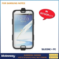 cute shockproof case for samsung galaxy note 2