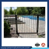 different size powder coating aluminium swimming pool fence
