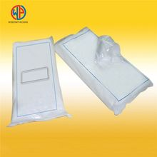 Biodegradable Clear Baby Food Or Bread Packaging Plastic Bags