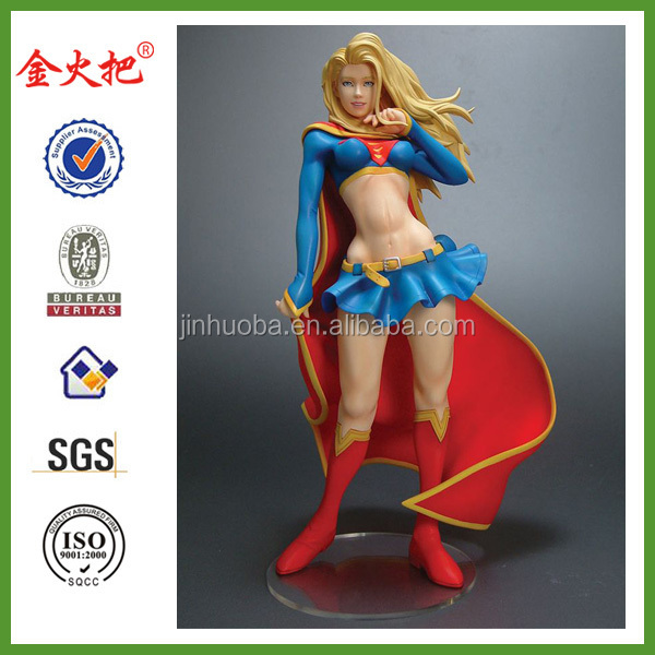 2014 Fashion resin anime figurine