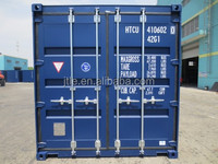40 feet ISO shiiping containers