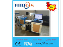 co2 50w laser marking machine ,marking on electronics ,your satisfaction is our pursuit!!!