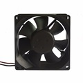 DC 8cm cooling fan 80*80*25mm brushless fan for LED display