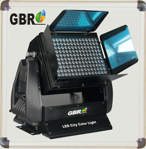 150 led city color wall washer/ outdoor city color light spot light