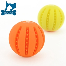 Electronic Control Rubber Ball For Dogs Dog Chew Ball Teething Cleaning Ball
