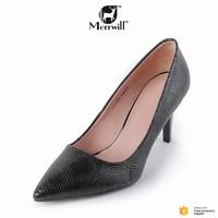 Black High Heels Formal Style Office Ladies Pump Shoes