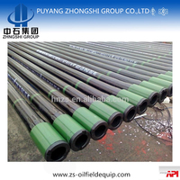 API 5CT Oil Extraction Pipe Hot Rolled Tubing, External Upset EUE Tubing Pipe on Sale