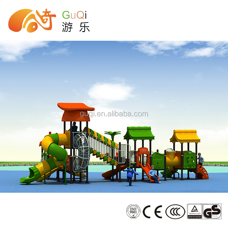 Funny amusement inflatable theme park outdoor playground for kids