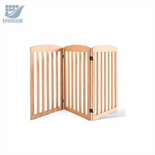 Foldable Wooden Pet Fence