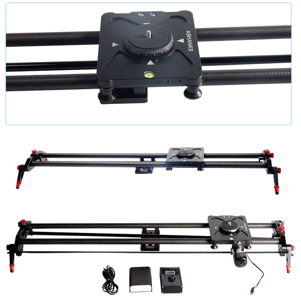 Professional high quality widely Portable dslr slider time lapse slider 100cm motorized camera slider for dslr camera video