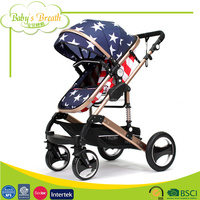 BS-148 3 in 1 Travel System Electric Motor Baby Stroller en1888 Prams with soft cushion