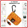 survival camping bag and hiking products