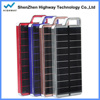 Portable Solar Power Bank Charger 10000mah for Phone