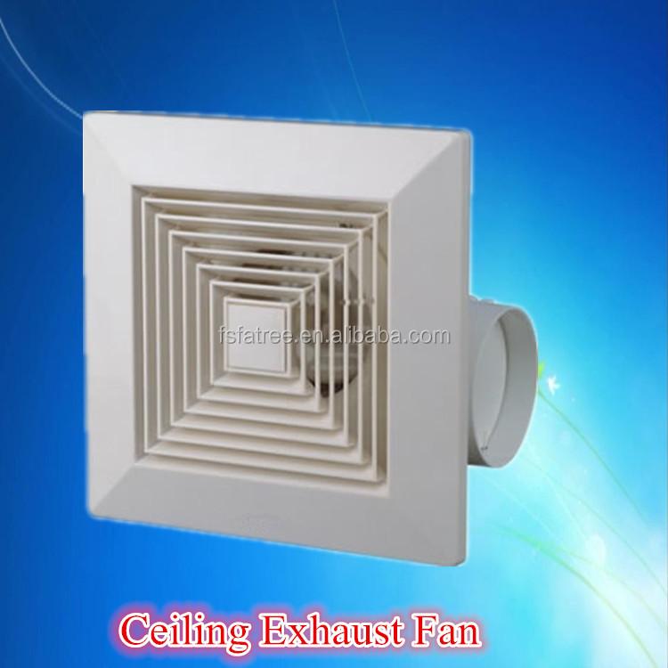 Bathroom fan noise