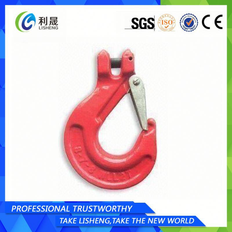 Rigging Clevis Slip Hook With Tongue