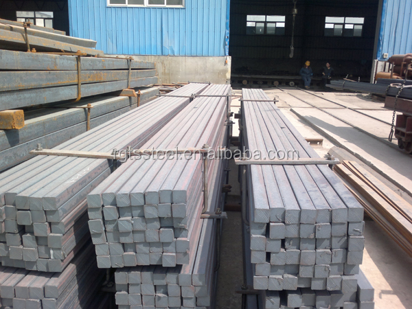 Hot rolled Q235 steel square bar