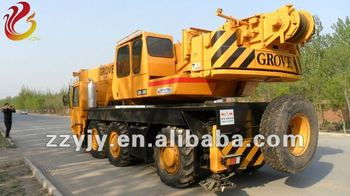 Good quality used 300 ton grove truck crane