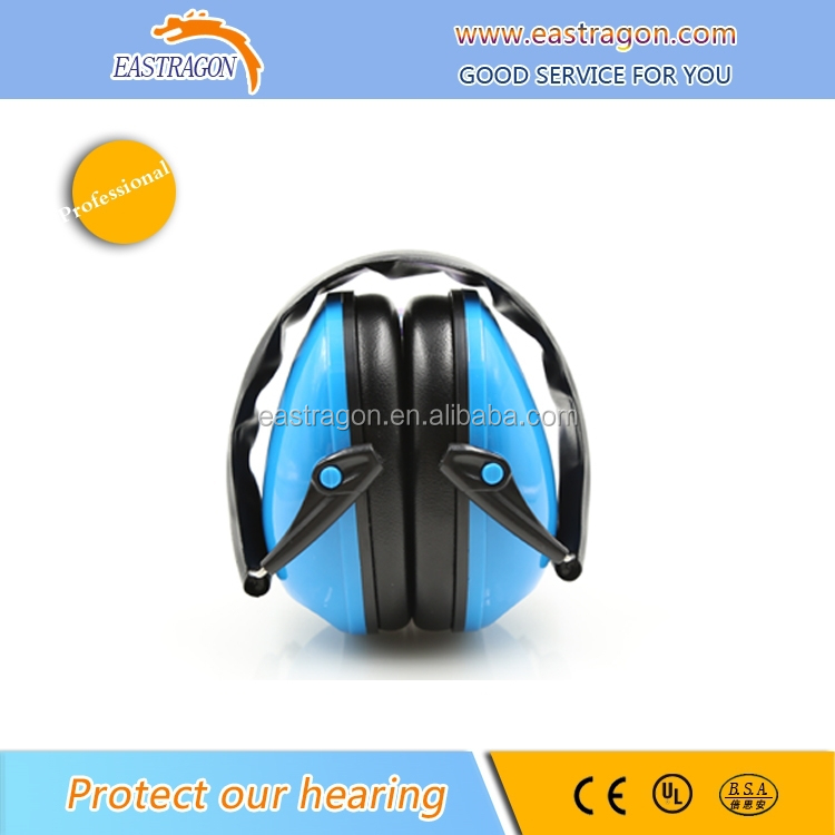 High Quality Sound Proof Headband Earmuff for Children Nrr