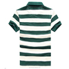 China Apparel Mens Polo Collar Striped