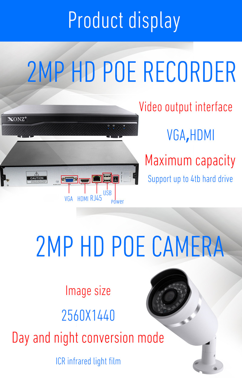 Rosh 1080p Cameras KitUsb Ip 6 Channel Wifi Mobile Cctv Kit Ahd Hd Camera Dvr Security Recording System With Nvr