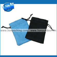 Fashion Suede Gift Packing Bag for Diamonds,ringjewel suede gift pouch