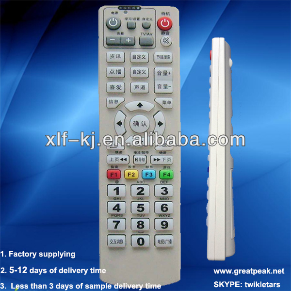 Cheapest Wireless Universal tv Remote Control for Bpl Tv