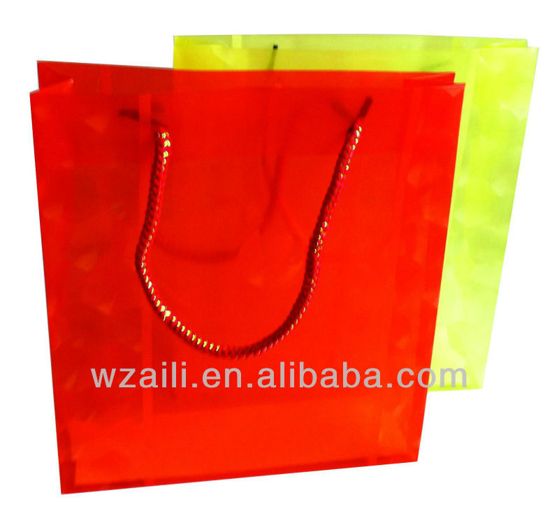 colorful laser toner bags