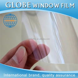 Top Sale Explosion Proof 4Mil Transparent Safety Window Film For Car And Building