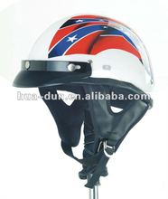 vintage dot approved OEM abs harley motorcycle helmet for scooter and motorbike
