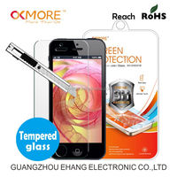 Anti glare hot sale tempered glass touch screen cover