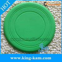 pet wholesale supply silicone frisbee