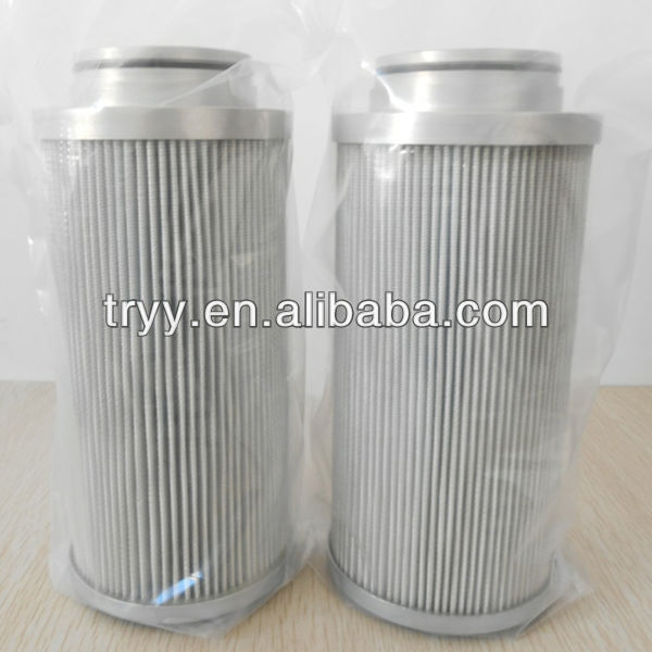 High quality pleated oil filter cartridge for the industrial machine