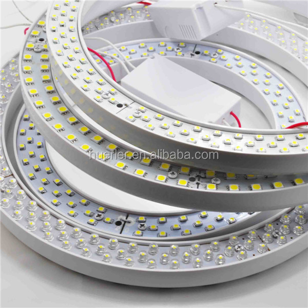 led lights home CE RoHS smd3528 5050 dip 6w 10W 11W 18w circular led light AC220V