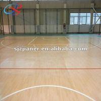 pvc sports flooring especially for basketball sports venues