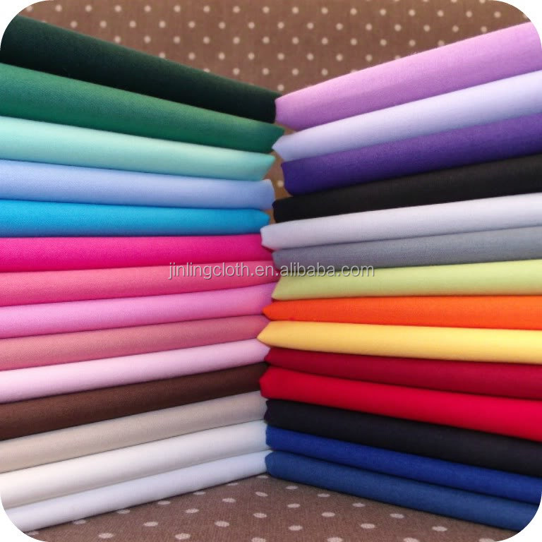 Dyed Twill Cotton Fabirc 3/1 16x12 108x58 Garment Fabric