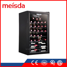 High quality SC98A drinks and wine cooler fridge