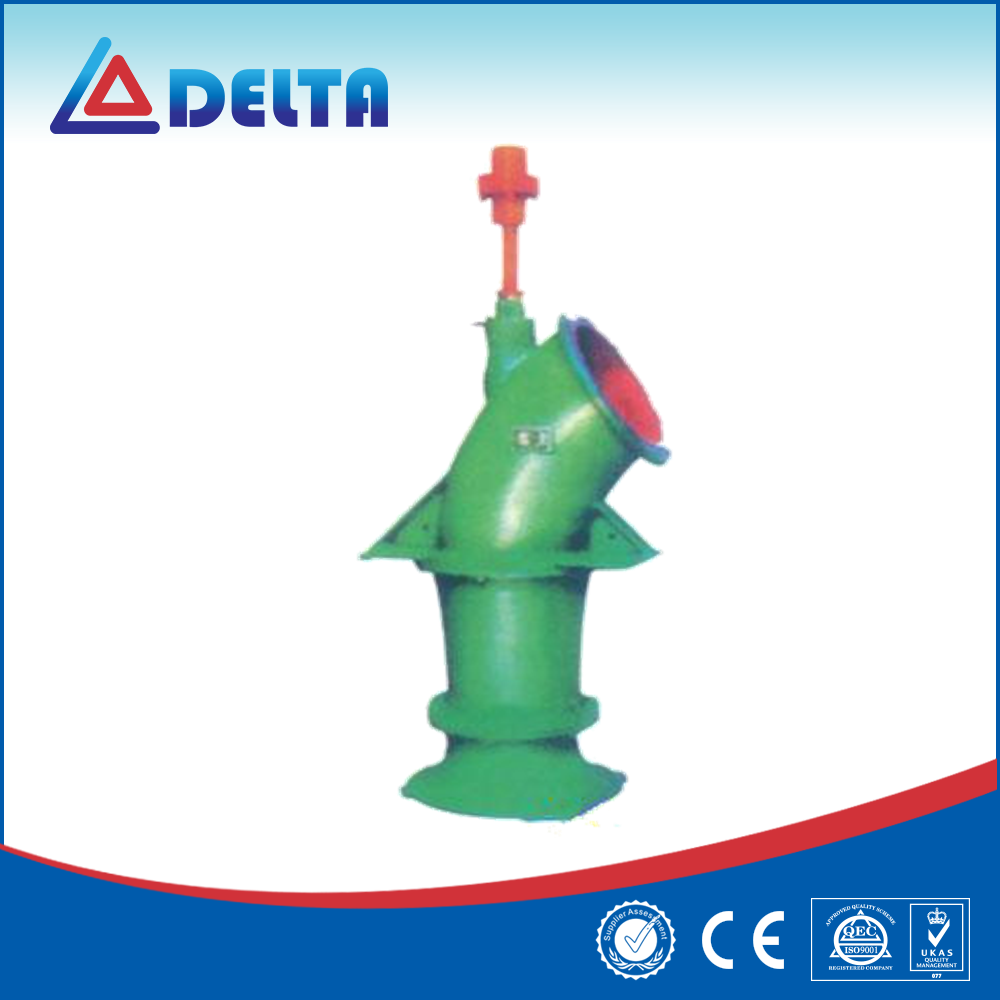 Single suction clean water use axial pump propeller