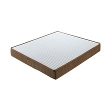 Dream collection memory foam queen size mattress box spring