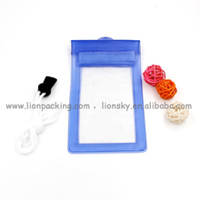 High Quality Clear Bag Waterproof Pouches For Mobile Phones
