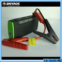 13600mAh Emergency rechargeable jumpstart portable car power station