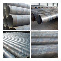 big size gas and oil line steel pipe