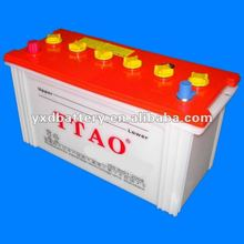 Dry Charged Car Battery,Auto Battery,Starting Battery NX120L