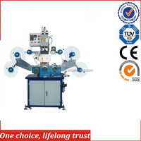 TJ-44 High Quality Ribbon Die Cutting and Hot Stamping Machine