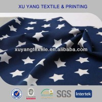 Circular knit jersey swimwear fabric