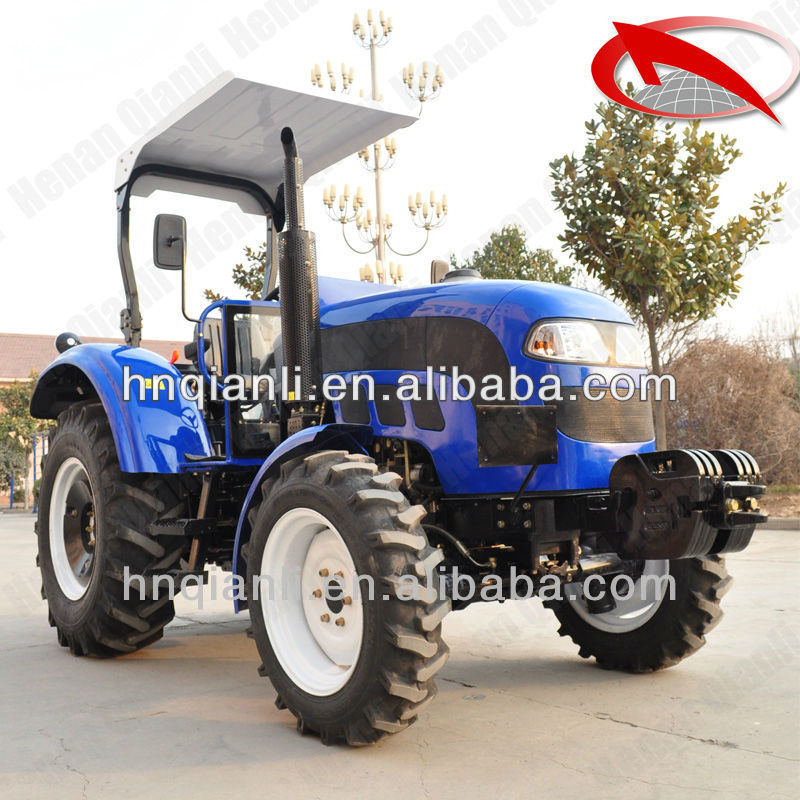 50HP EMARK small farm tractor with ROPS and sunvisor