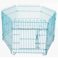 Good quality new style foldable dog cage for sale cheap