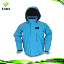 2012 embroidered varsity windbreakers with hoods