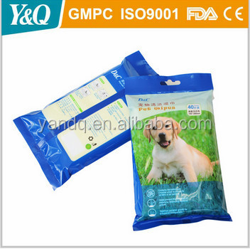 pet towels cleaning wet wipes and pet wet fabric