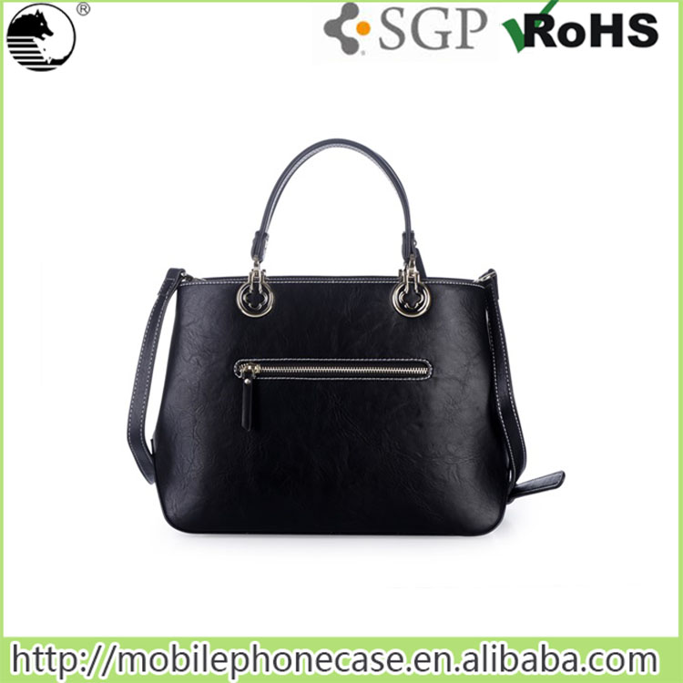 New style women bag leather handbag